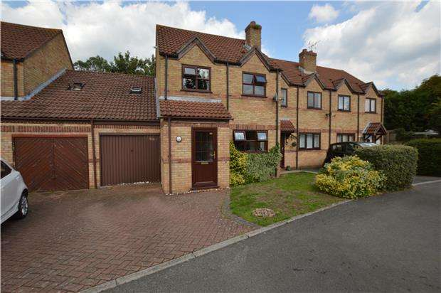 4 Bedrooms Terraced House for sale in Lyndale Road, Yate, BRISTOL, BS37 4DB