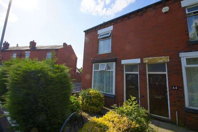 2 Bedrooms End Of Terrace House for sale in Markland Hill Lane, Heaton