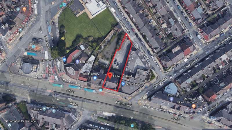 Commercial Property for rent in Allerton Road, Liverpool