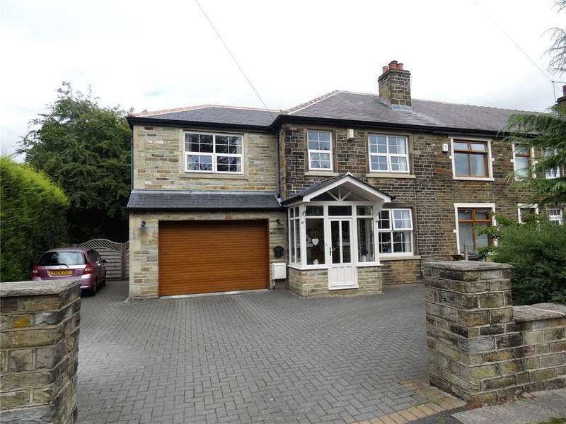 3 Bedrooms End Of Terrace House for sale in Victoria Road, Wibsey, Bradford, BD6