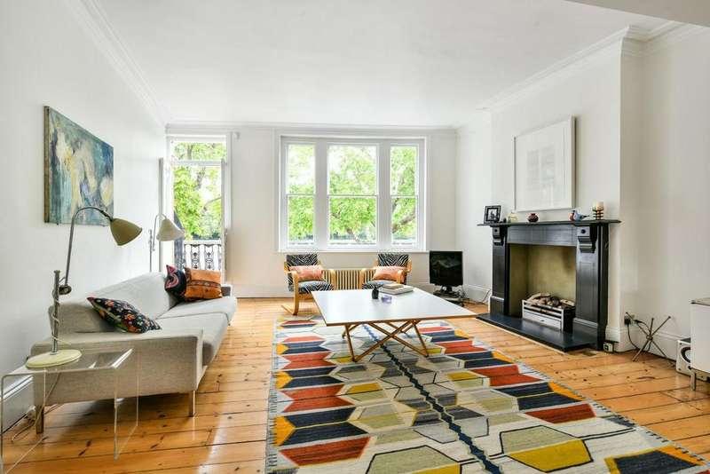 4 Bedrooms Terraced House for sale in Embankment, Putney
