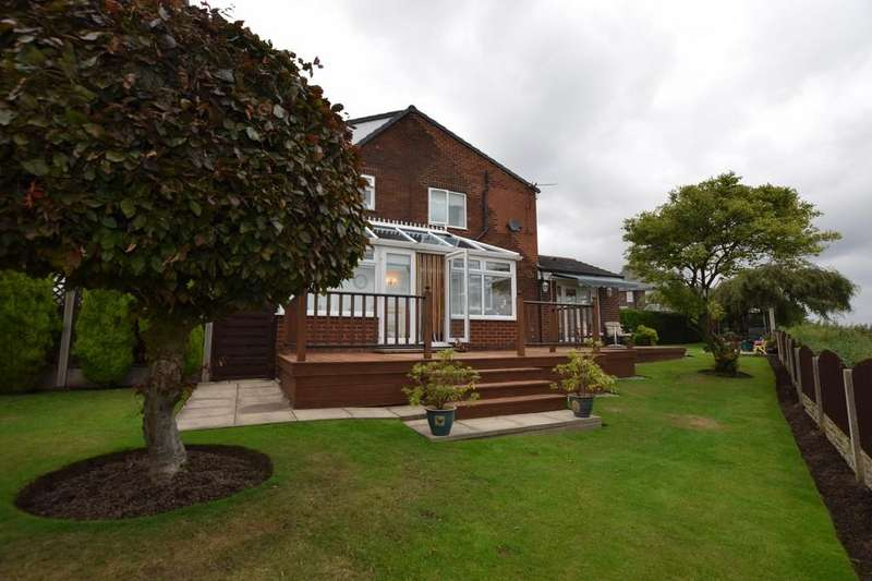 3 Bedrooms Semi Detached House for sale in Coultshead Avenue, Billinge, Nr Wigan