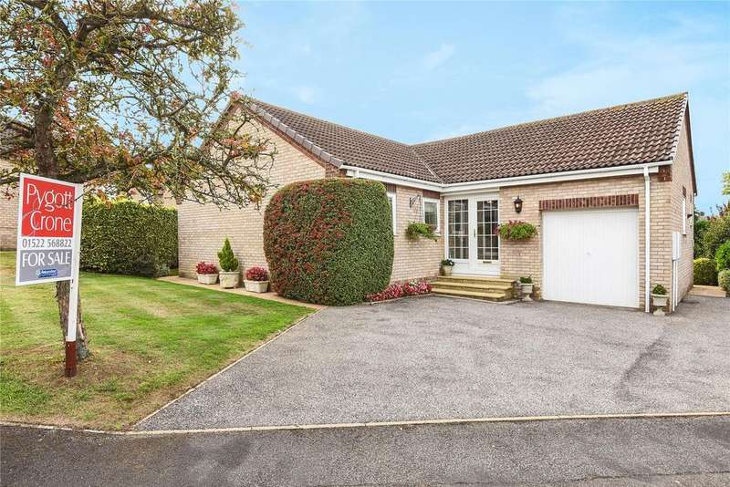 3 Bedrooms Detached Bungalow for sale in Trafalgar Court, Washingborough, LN4