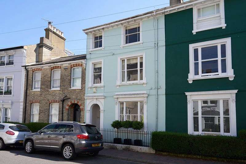 5 Bedrooms Terraced House for sale in Dudley Road, Tunbridge Wells, Kent, TN1