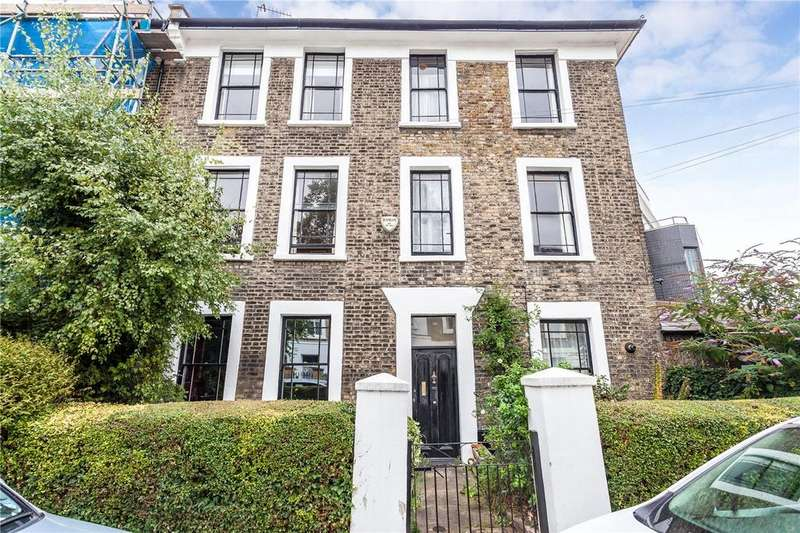 4 Bedrooms House for sale in Crane Grove, London, N7