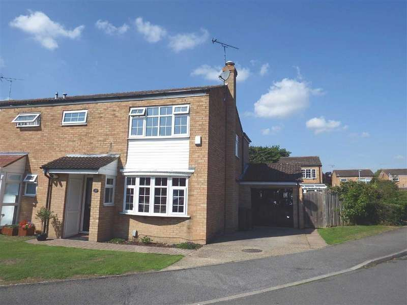 4 Bedrooms Semi Detached House for sale in Kessingland Avenue, Stevenage, Hertfordshire, SG1