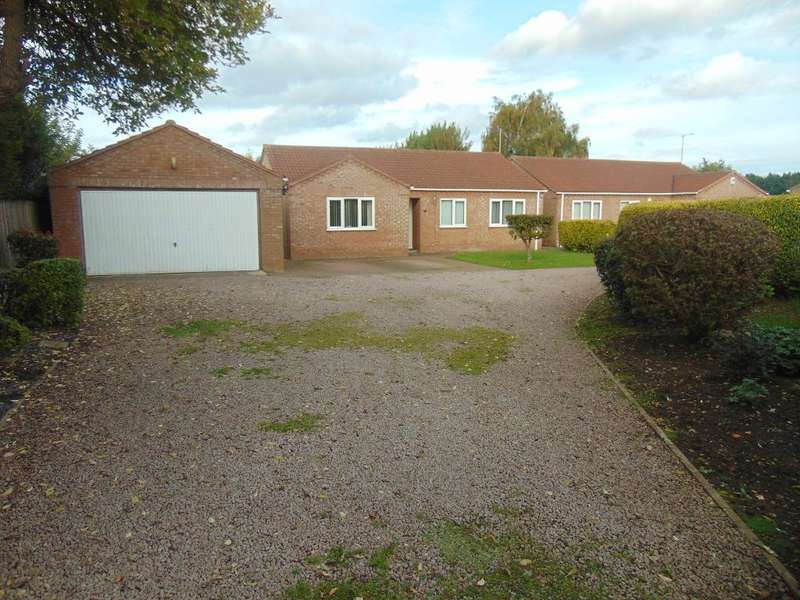 3 Bedrooms Detached Bungalow for sale in Pipwell Gate, Moulton Seas End, Lincs, PE12 6LU