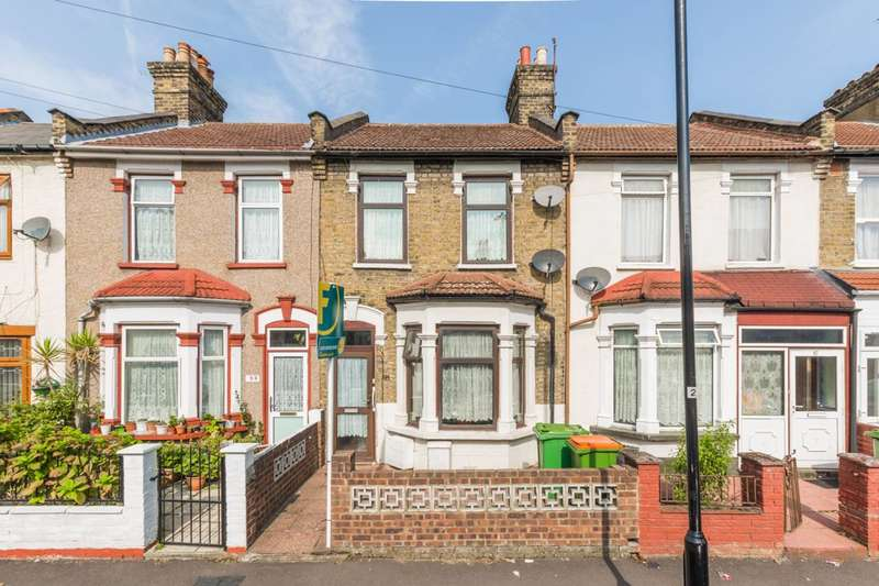 3 Bedrooms House for sale in Jedburgh Road, Plaistow, E13