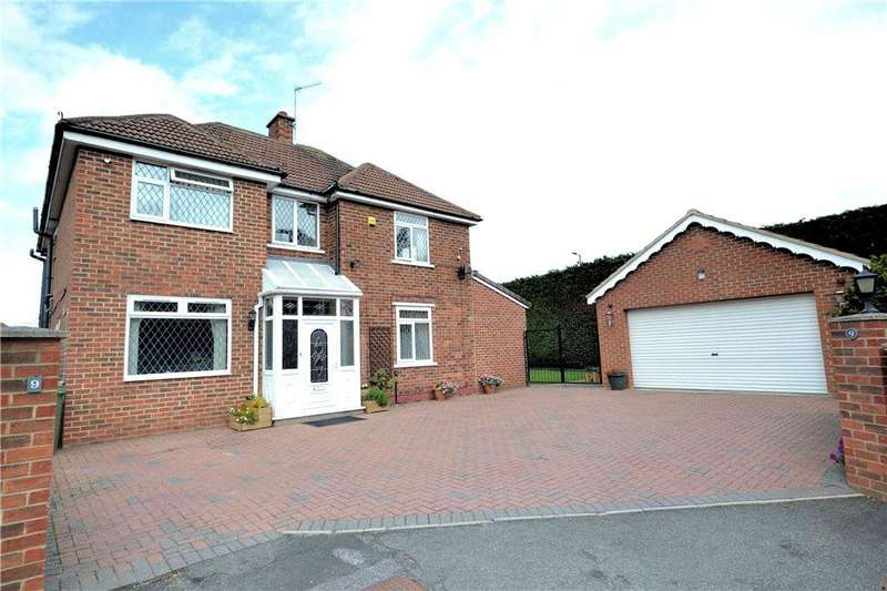 5 Bedrooms Detached House for sale in Highfield Close, Eaglescliffe, Stockton-on-tees