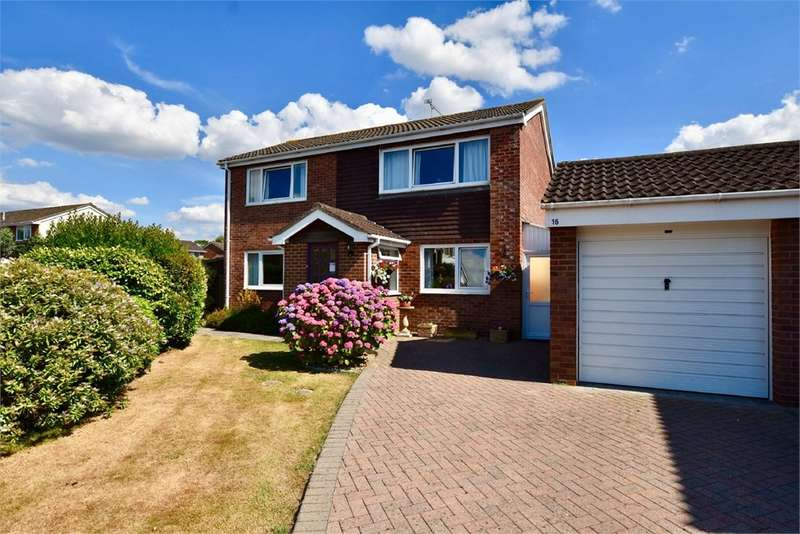 4 Bedrooms Detached House for sale in Kingston Way, Nailsea, Bristol, North Somerset
