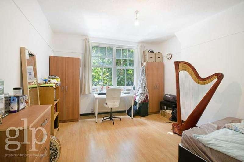 2 Bedrooms Flat for sale in Tonbridge Street, Bloomsbury, WC1H