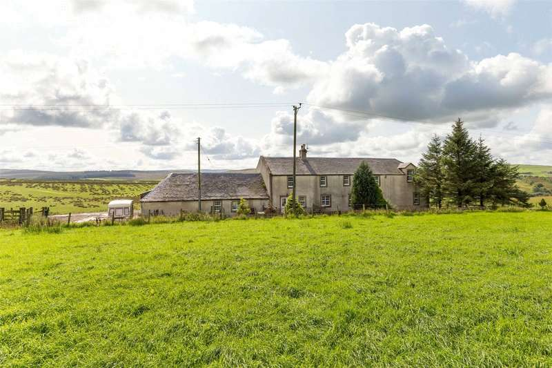 5 Bedrooms Detached House for sale in High Glenmuir Farm - Lot 1, By Cumnock, East Ayrshire, KA18