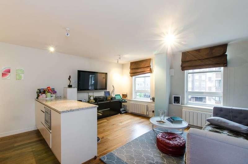 1 Bedroom Flat for sale in Cheyne Walk, Chelsea, SW3