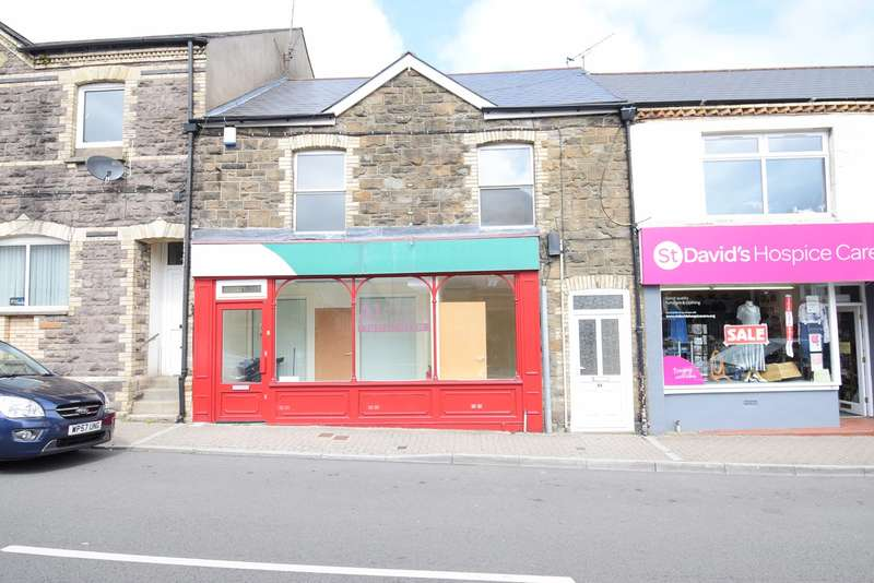 2 Bedrooms Shop Commercial for sale in Commercial Street, Old Cwmbran, Cwmbran, NP44