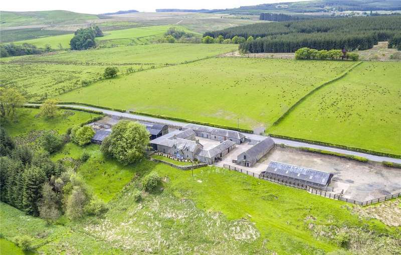 3 Bedrooms Detached House for sale in Demainholm and, Under Burnmouth Farms - LOT 1, Newcastleton, Roxburghshire, Scottish Borders