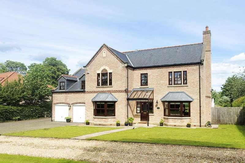 4 Bedrooms Detached House for sale in Littlethorpe Road, Ripon