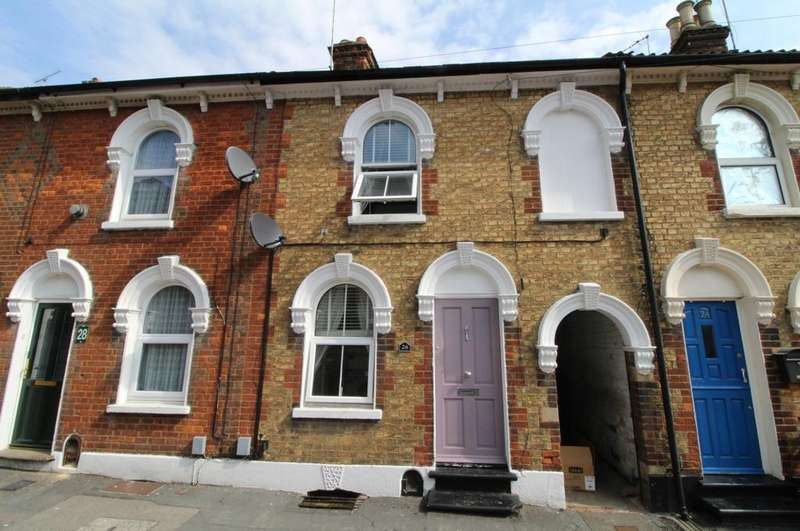 3 Bedrooms Terraced House for sale in Edward Street, Dunstable