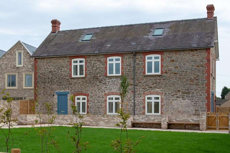 3 Bedrooms Semi Detached House for sale in Temple Cloud, Somerset