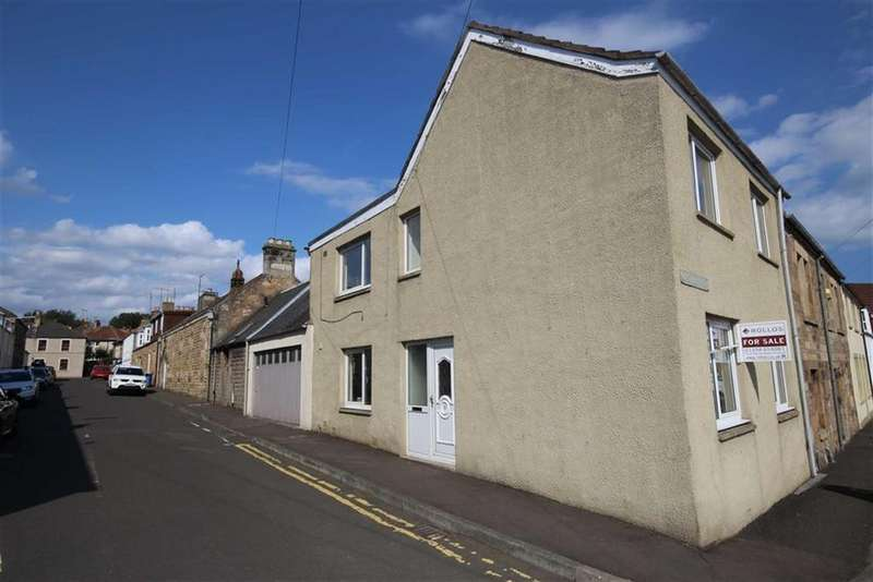3 Bedrooms Terraced House for sale in 1, Castle Street, Cupar, Fife, KY15