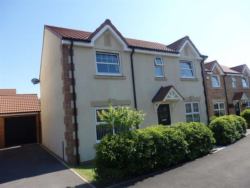 4 Bedrooms Detached House for sale in Abbey Green, Spennymoor, Spennymoor