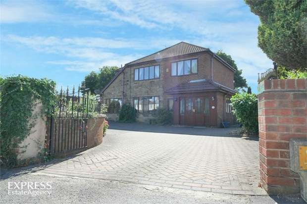 3 Bedrooms Detached House for sale in Hollings Lane, Ravenfield, Rotherham, South Yorkshire