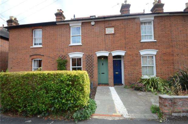 3 Bedrooms Terraced House for sale in Penyston Road, Maidenhead, Berkshire