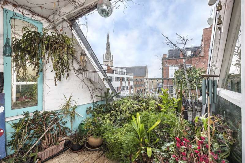 3 Bedrooms Flat for sale in Masters Lodge, Johnson Street, Shadwell, E1
