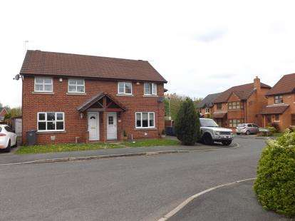 3 Bedrooms Semi Detached House for sale in Helmsley Close, Bewsey, Warrington, Cheshire
