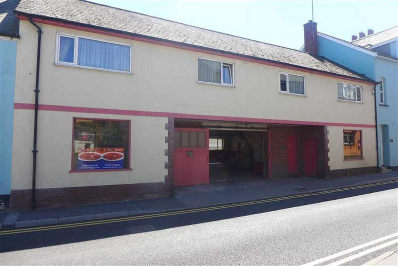 3 Bedrooms Terraced House for sale in Mill Street, Aberystwyth, Ceredigion, SY23