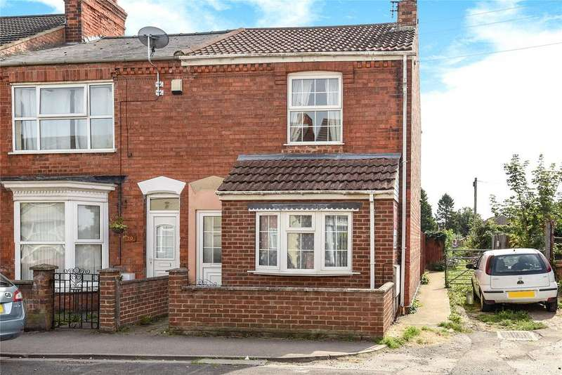 4 Bedrooms Semi Detached House for sale in Granville Street, Boston, PE21