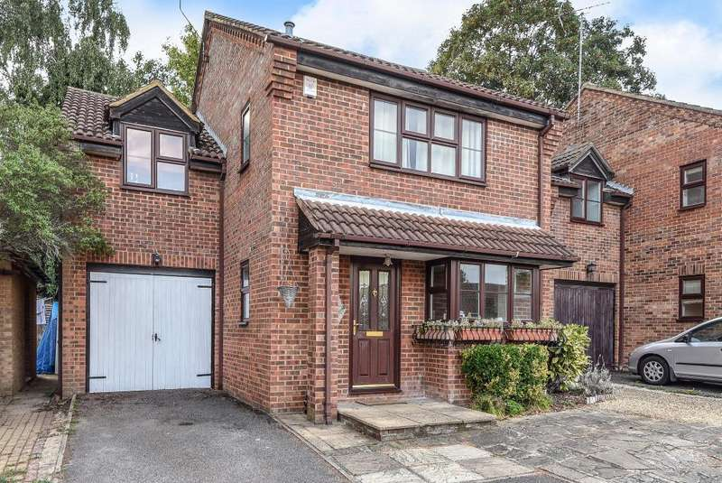 4 Bedrooms Detached House for sale in Garthlands, Maidenhead, SL6