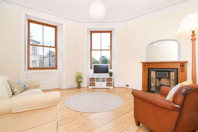 3 Bedrooms Flat for sale in 52 Madeira Street, Edinburgh, EH6 4AU