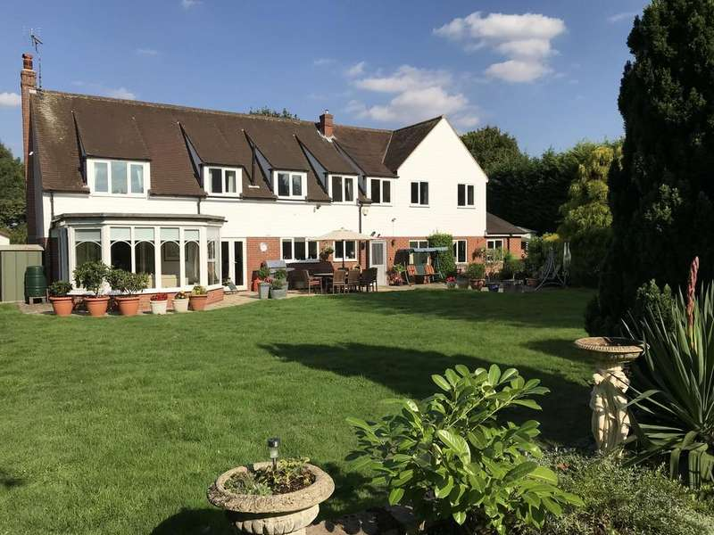 5 Bedrooms Detached House for sale in Finchingfield, Braintree