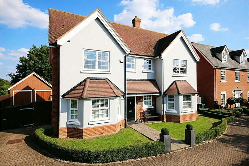 5 Bedrooms Detached House for sale in Matching Road, Hatfield Heath, Bishop's Stortford, Herts