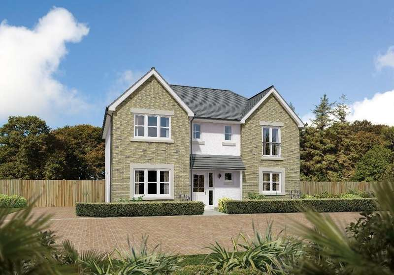 5 Bedrooms Detached House for sale in Hunters Meadow, Auchterarder, Perthshire, PH3 1PA
