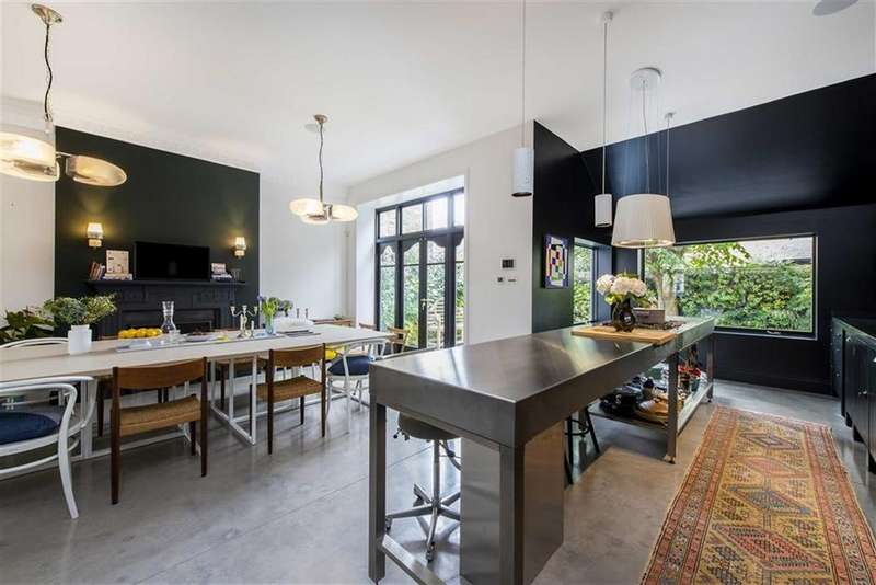6 Bedrooms House for sale in Glenmore Road, Belsize Park, London