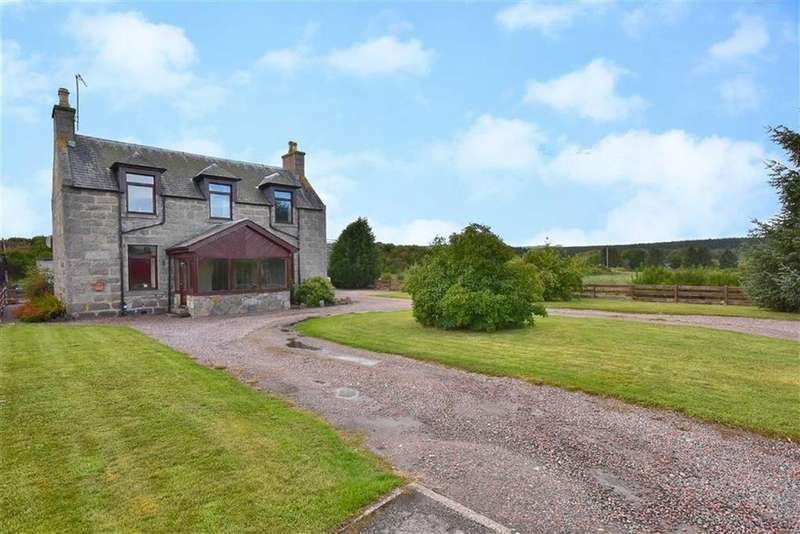 4 Bedrooms Detached House for sale in Cromdale