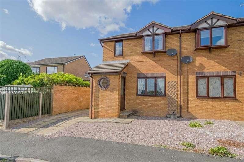 2 Bedrooms Semi Detached House for sale in Moorefields, Buckley