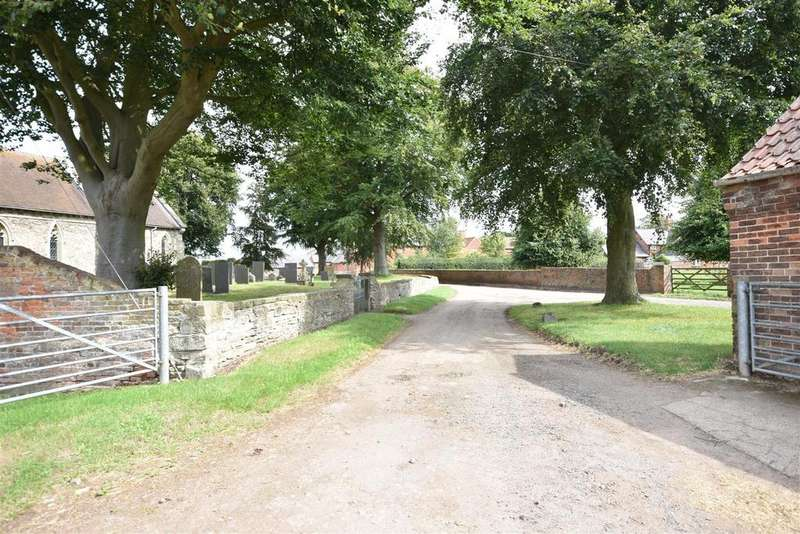 Plot Commercial for sale in Hall Farmyard, Vicarage Lane, Kneeton, Nottingham