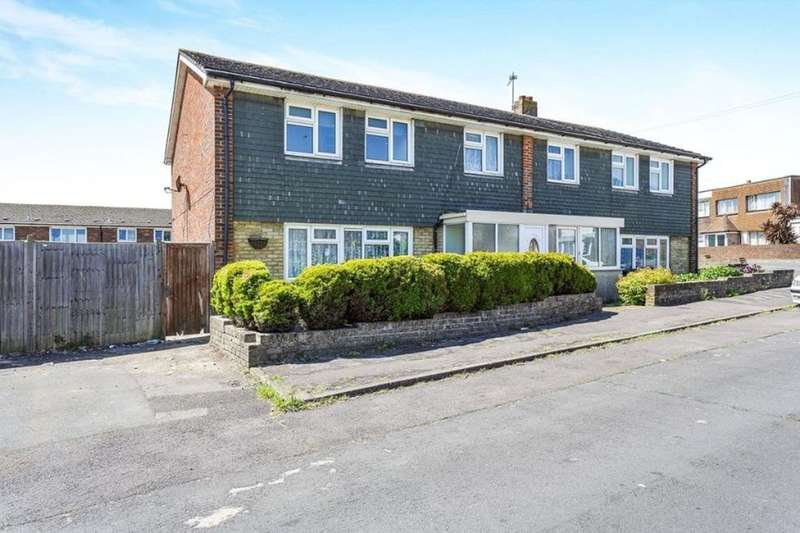 4 Bedrooms Semi Detached House for sale in Burghclere Road, Havant, PO9