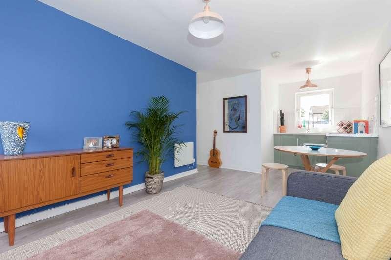 1 Bedroom Ground Flat