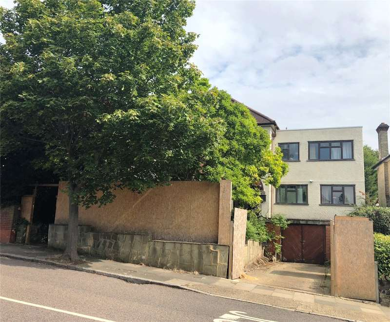 Land Commercial for sale in Old Park Ridings, London, N21