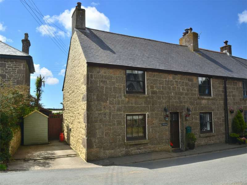 4 Bedrooms Cottage House for sale in Crowan, Praze, CAMBORNE, Cornwall