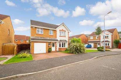 4 Bedrooms Detached House for sale in Caledonia Drive, Greenock