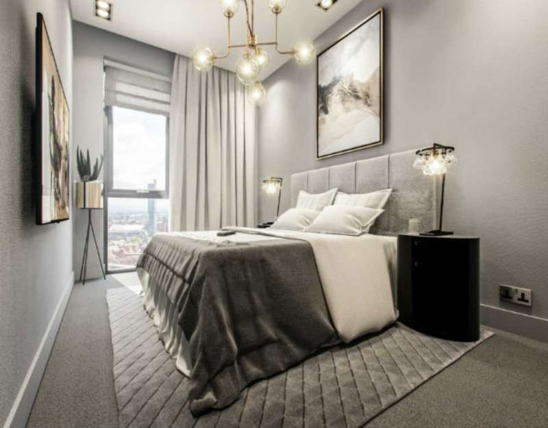 3 Bedrooms Apartment Flat for sale in Reference: 85629, Salford