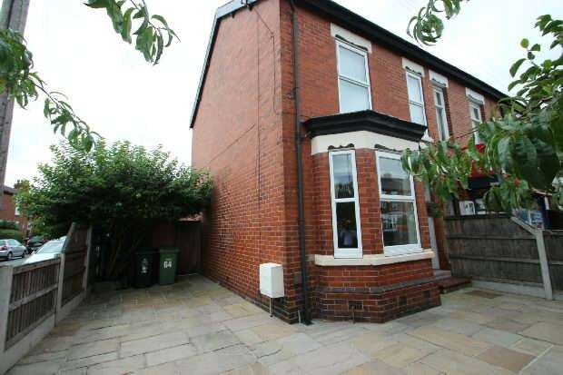 3 Bedrooms End Of Terrace House for sale in Dane Road, Sale