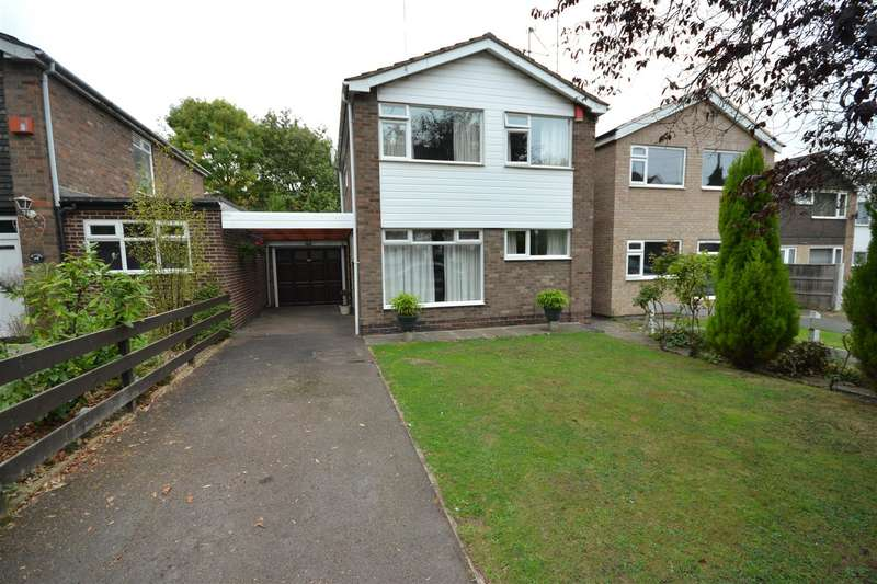 3 Bedrooms Detached House for sale in Stoneygate