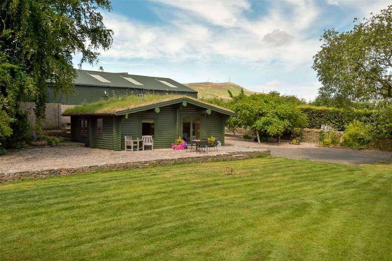 2 Bedrooms Detached House for sale in Balkello Woodland Cabin (Lot 2), Auchterhouse, Dundee, Angus, DD3