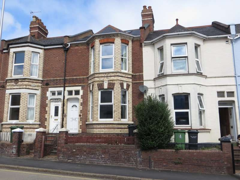 6 Bedrooms Terraced House for sale in Pinhoe Road, Exeter