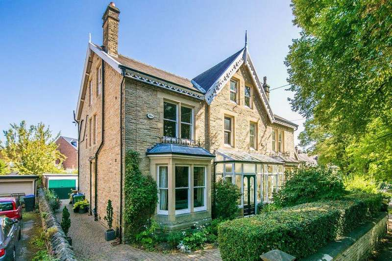 5 Bedrooms Semi-detached Villa House for sale in 20 Thornsett Road, Kenwood, Sheffield S7 1NB